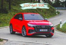 أودي SQ8 سيارة أودي 2022